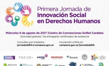 Se realizará la primera Jornada de Innovación Social en Derechos Humanos
