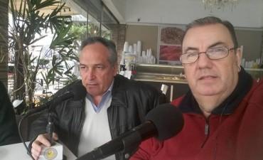 Los candidatos presentan sus propuestas por Radio City Campana FM 91.7 Mhz