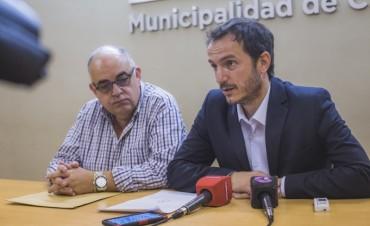 El Intendente ya presentó a la Justicia 120 denuncias realizadas a través del Buzón Vida