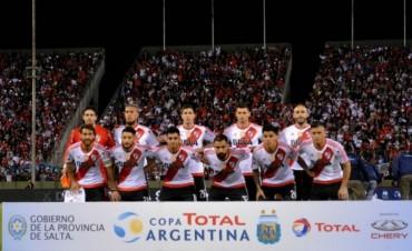 River Plate comenzó su defensa del título con un triunfo sobre Atlas