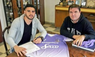 Cristian Gonzalez es nuevo jugador de Villa Dálmine