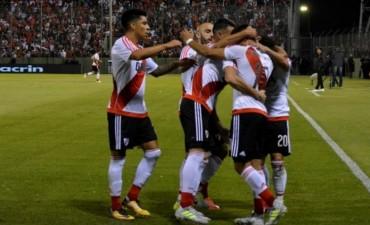 River Plate rumbo a Mar del Plata para jugar por la Copa Argentina