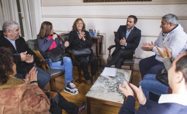La Unión Vecinal Barrio Las Campanas fue reconocida como entidad de bien público
