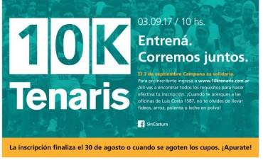 10K Tenaris, últimos dias