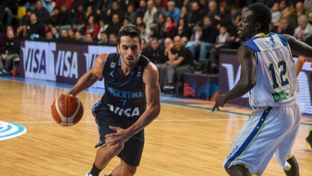 Argentina venció a Islas Virgenes y llega entonado al Final Four