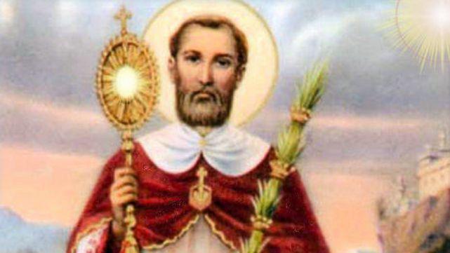 La iglesia recuerda hoy a San Ramón Nonato