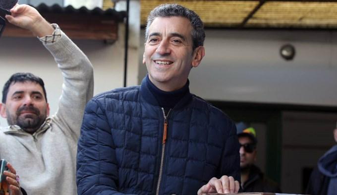 Randazzo: votò en Gonnet
