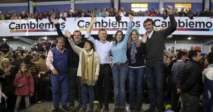 Macri: Vidal se hace cada vez màs fuerte en la Provincia