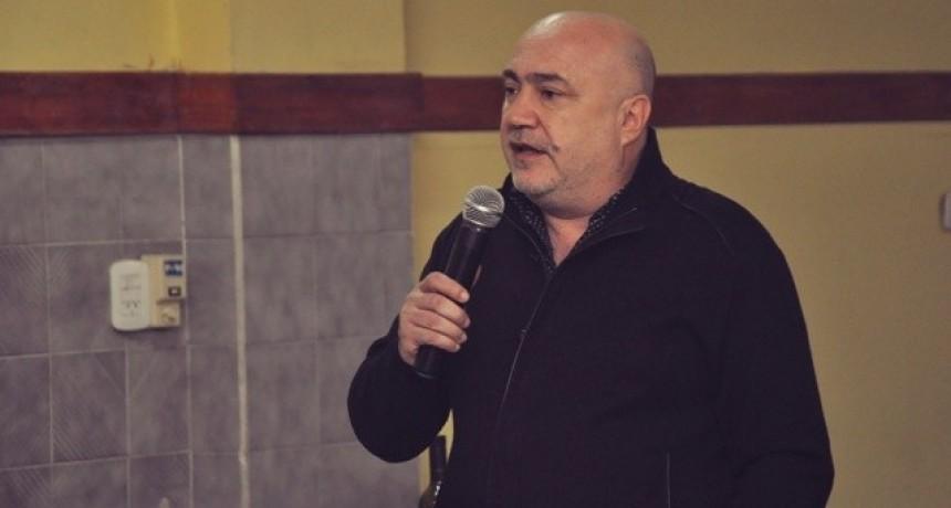 Giordanelli resaltó los cambios en el gabinete de Abella