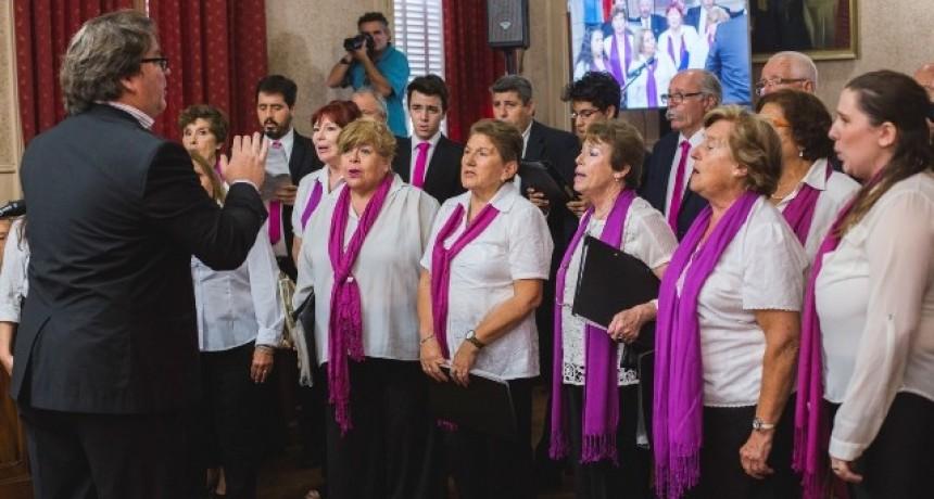 El Coro Polifónico Municipal visitará el barrio Villanueva