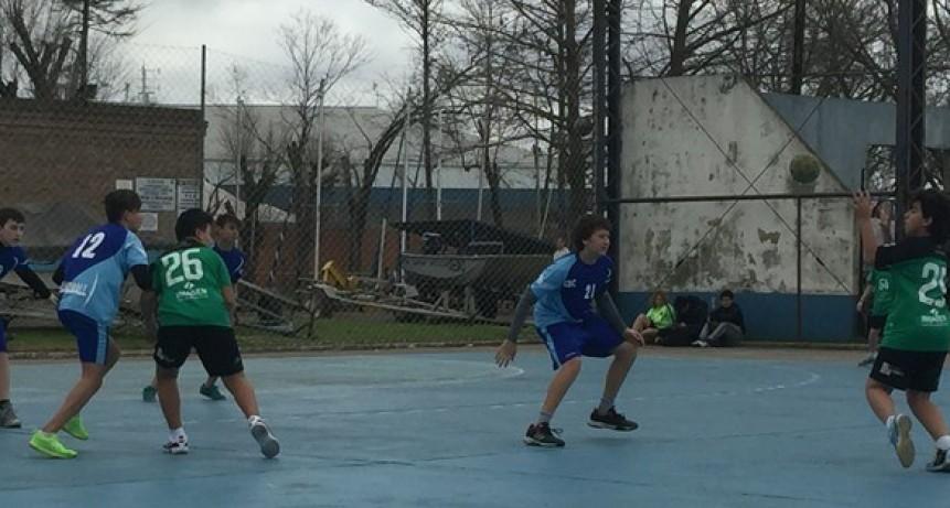 """""""Metro Clausura"""": El handball del CBC volvió a competir"""