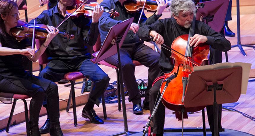 Invitan a los adultos mayores a un nuevo concierto de la Orquesta Nacional de Música
