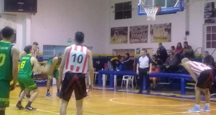 Ciudad de Campana arrancó el Final Four con una derrota ante Atlético Pilar por 73 a 72
