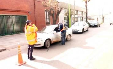 Otras 6 motos secuestradas y 21 multas labradas en nuevos controles de tránsito