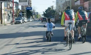 Salida de Cicloturismo de ATODOPEDAL - 45 Km