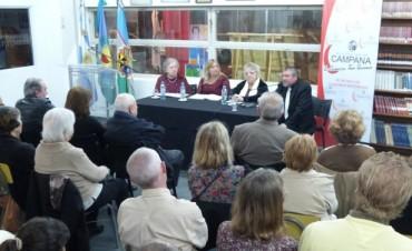 La Secretaría de Cultura y Educación festejò el Dìa del Bibliotecario