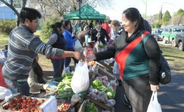 Una nueva oportunidad para la economía familiar, con la realización de otra Feria de productores locales