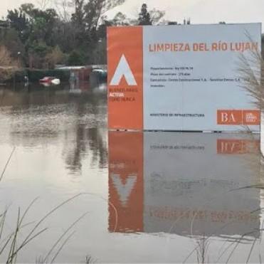 Cuando un evento natural se convierte en desastre humano: las inundaciones del río Luján