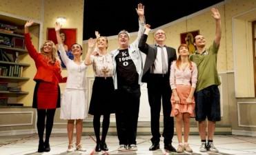 """Con fines solidarios y entradas agotadas, se presenta hoy la comedia teatral """"TOC TOC"""""""