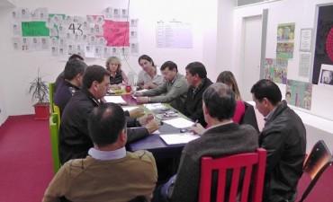Comenzaron las reuniones preparatorias de los Festejos del Día de la Primavera y del Estudiante