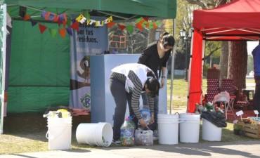 """Medio Ambiente   """"Campana Punto Verde"""" ya recepciona residuos reciclables"""