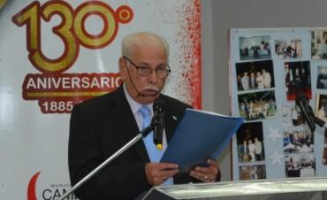 """El escritor Roque Azamor presenta su libro """"Rastreando nostalgias"""""""