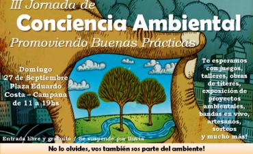 El Municipio avanza con los preparativos de la Jornada de Concientización Ambiental