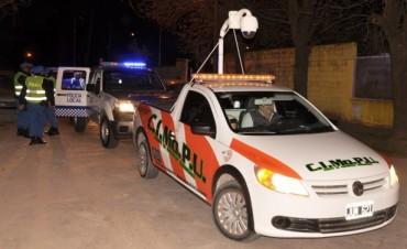 Importante Operativo de Prevención y Saturación Policial en el barrio La Josefa