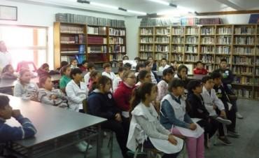 La  Biblioteca  Pública Municipal participó de la Maratón Nacional de Lectura