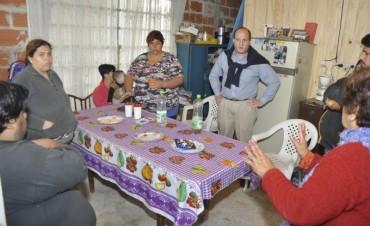San Jacinto: el Municipio gestionó soluciones ante el reclamo por la aparición de agua turbia