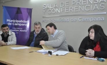 El Municipio realizó la apertura de sobres para la instalación de un sistema de reconocimiento de patentes