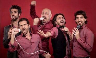 """Con un show imperdible, """"Cabernet"""" se presentará este sábado en el Pedro Barbero"""