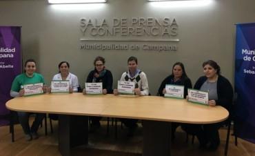 Con un concurso de vidrieras el Municipio se prepara para festejar el Día de la Parálisis Cerebral