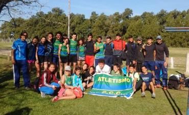Se realizó la etapa Inter Regional de Atletismo de los Juegos Deportivos Bs.As