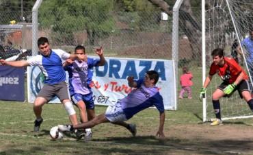 El torneo de fútbol de los municipales ya tiene campeón