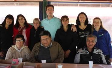 Profesores de Educación Física participaron de una capacitación para la integración de personas con discapacidad en el deporte