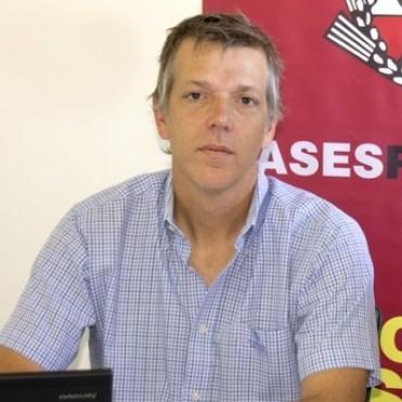 Axel Cantlon expresó su preocupación ante la compleja situación de los choferes de taxis y remises