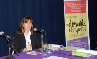 Educación: se presentó la Semana de la Donación de Órganos