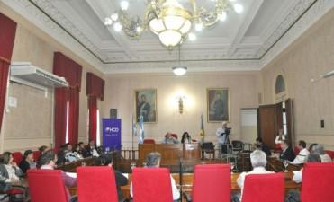 Sesión extraordinaria en el HCD