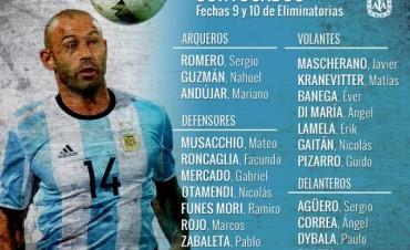 Edgardo Bauza entregò la nòmina de convocados para los partidos frente a Perù y Paraguay