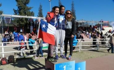 El atletismo del Club Ciudad de Campana tuvo un intenso fin de semana