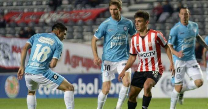 Belgrano sacó al Pincha de la Copa