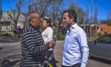 Las Campanas: tras 40 años de espera, la plaza del barrio comienza a ser una realidad