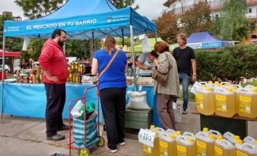 """""""El mercado en tu barrio"""" regresa este sábado a la ciudad"""