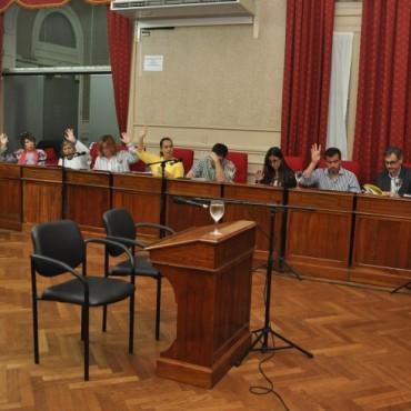Diferentes expedientes fueron debatidos en la Sesiòn del Honorable Concejo Deliberante