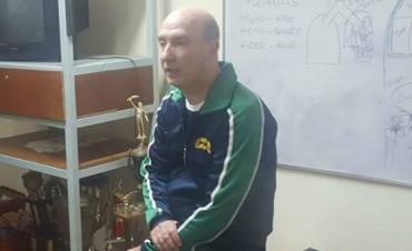 """Fabián Timmis: """"Esperamos lograr que la gente del club se identifique con el equipo y lo acompañe"""""""