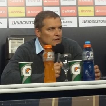Aguirre: jugamos un partido con mucha concentraciòn
