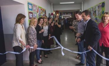 La Escuela Secundaria Nº 10 de San Cayetano ahora cuenta con nuevas aulas y baños