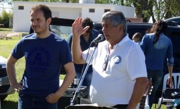 El pasado domingo los Trabajadores Municipales festejaron su día con una fiesta , donde la