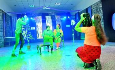 Hoy arranca la inscripción a un nuevo taller municipal de teatro infantil